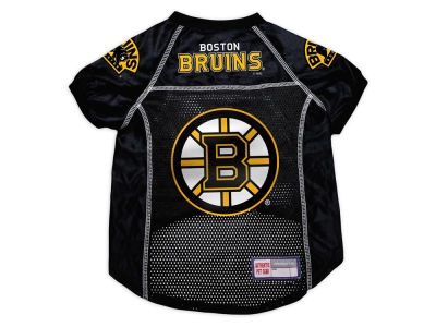 Boston Bruins Sports Vault Pet Jersey-X-Large