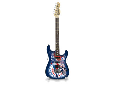 Toronto Blue Jays Sports Vault Mini Collector Guitar