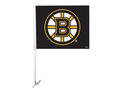 Boston Bruins Sports Vault Premium Double-Sided Car Flag