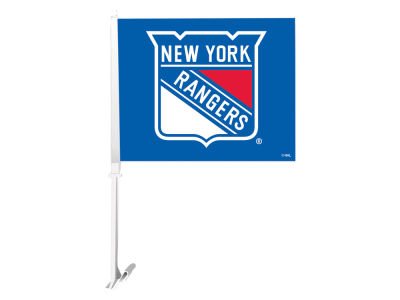 New York Rangers Sports Vault Premium Double-Sided Car Flag