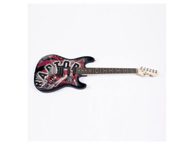 Toronto Raptors Sports Vault Northender Guitar