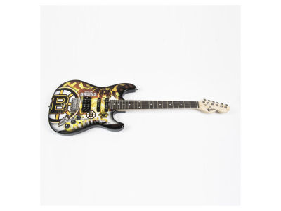 Boston Bruins Sports Vault Northender Guitar