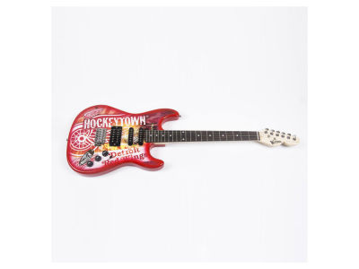 Detroit Red Wings Sports Vault Northender Guitar