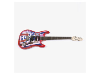 Montreal Canadiens Sports Vault Northender Guitar