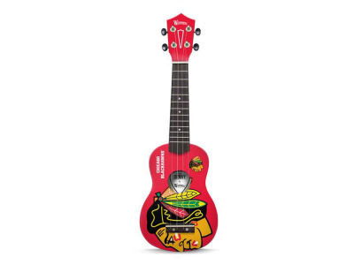Chicago Blackhawks Sports Vault Ukelele