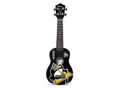 Pittsburgh Penguins Sports Vault Ukelele