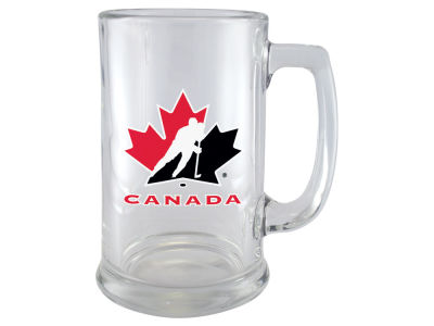 Canada Hockey Sports Vault 15 OZ Glass Sport Mug