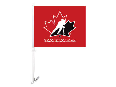 Canada Hockey Sports Vault Premium Double-Sided Car Flag