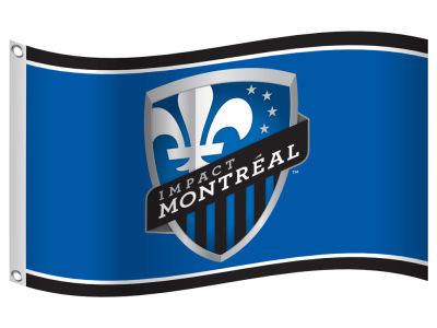 Montreal Impact Sports Vault 3 X 5 Team Flag