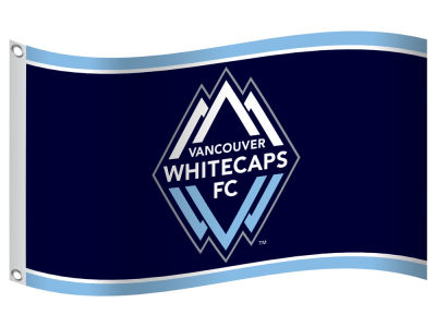 Vancouver Whitecaps FC Sports Vault 3 X 5 Team Flag