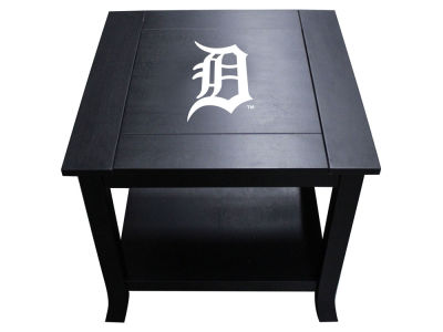 Detroit Tigers Imperial Side Table