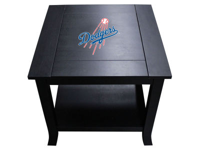 Los Angeles Dodgers Imperial Side Table