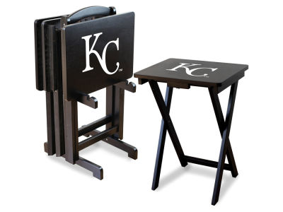 Kansas City Royals Imperial TV Trays with Stand