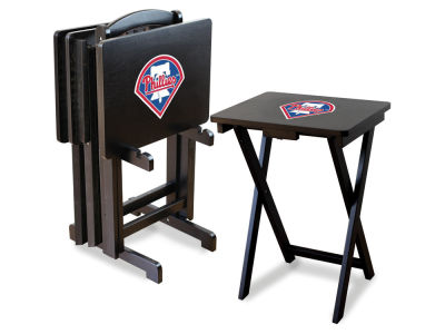 Philadelphia Phillies Imperial TV Trays with Stand