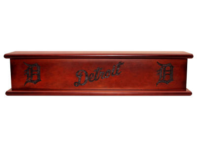 "Detroit Tigers Imperial 20"" Memorabilia Shelf"