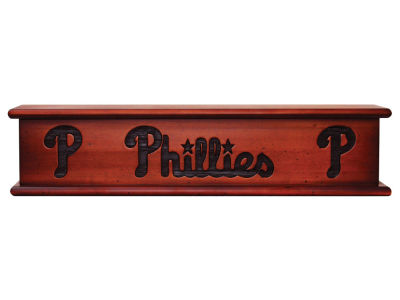 "Philadelphia Phillies Imperial 20"" Memorabilia Shelf"
