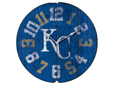Kansas City Royals Imperial Vintage Round Clock