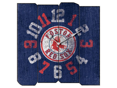 Boston Red Sox Imperial Vintage Square Clock