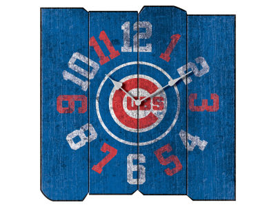 Chicago Cubs Imperial Vintage Square Clock
