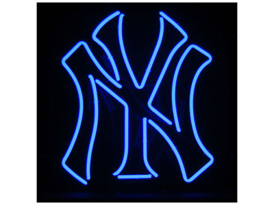 New York Yankees Imperial Neon Sign