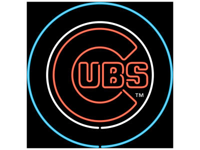 Chicago Cubs Imperial Neon Sign