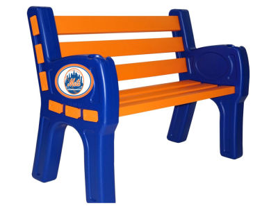 New York Mets Imperial Park Bench