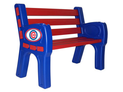 Chicago Cubs Imperial Park Bench