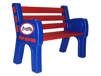 Atlanta Braves Imperial Park Bench