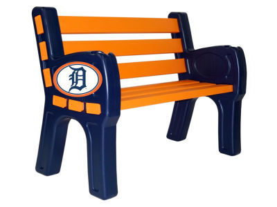 Detroit Tigers Imperial Park Bench