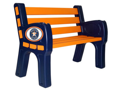 Houston Astros Imperial Park Bench