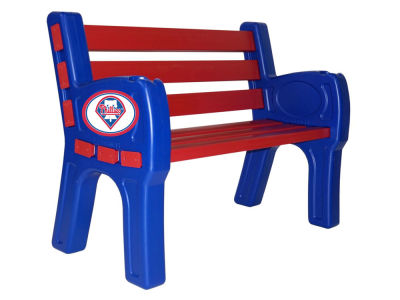 Philadelphia Phillies Imperial Park Bench
