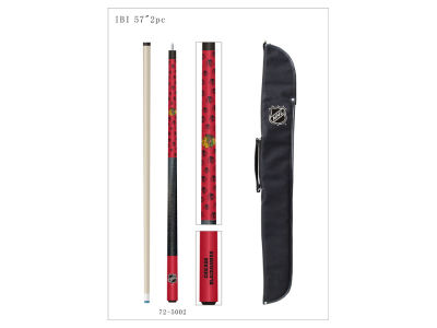Chicago Blackhawks Imperial Cue and Case Combo Set