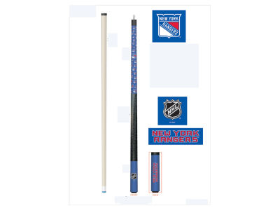 New York Rangers Imperial Cue and Case Combo Set