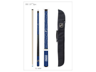 Vancouver Canucks Imperial Cue and Case Combo Set