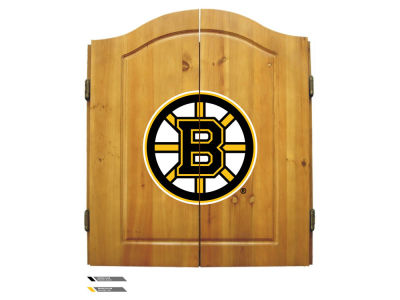 Boston Bruins Imperial Dart Cabinet