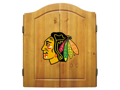 Chicago Blackhawks Imperial Dart Cabinet