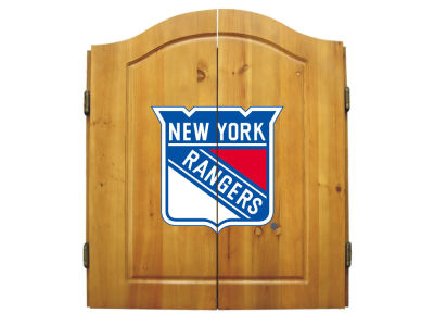 New York Rangers Imperial Dart Cabinet