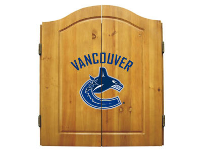 Vancouver Canucks Imperial Dart Cabinet