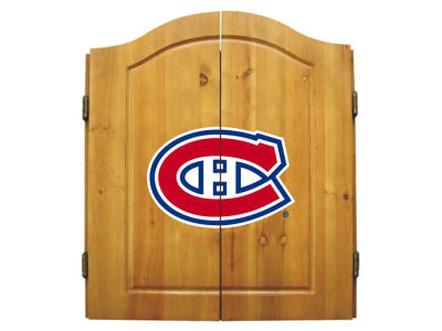Montreal Canadiens Imperial Dart Cabinet