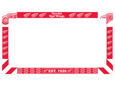 Detroit Red Wings Imperial Big Game Monitor Frame