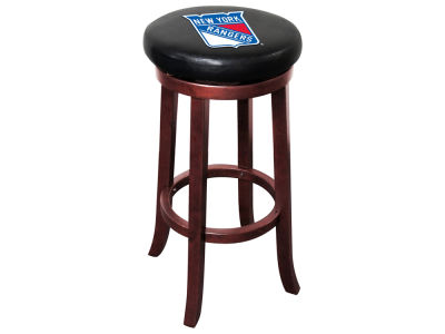 New York Rangers Imperial Wooden Bar Stool