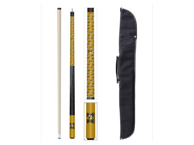 Missouri Tigers Imperial Cue and Case Combo Set