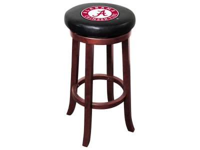 Alabama Crimson Tide Imperial Wooden Bar Stool