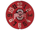 Ohio State Buckeyes VINTAGE ROUND CLOCK Home Office & School Supplies