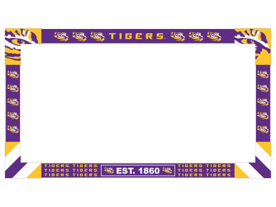 LSU Tigers Imperial Big Game Monitor Frame