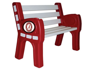 Alabama Crimson Tide Imperial Park Bench