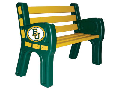 Baylor Bears Imperial Park Bench
