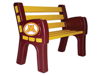 Minnesota Golden Gophers Imperial Park Bench