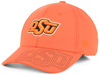 Oklahoma State Cowboys Top of the World NCAA Pitted Flex Cap