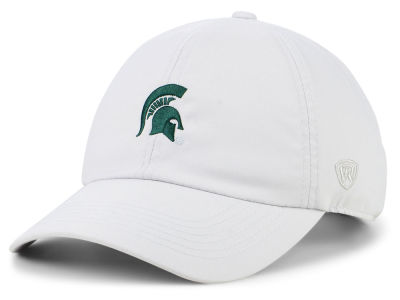 Michigan State Spartans Top of the World NCAA Suplex Adjustable Cap